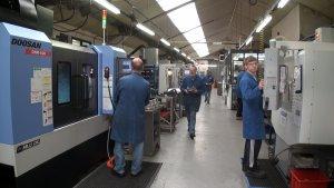 CNC Milling Company UK