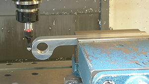 CNC Milling of Castings