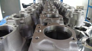 CNC Milling of Castings 2