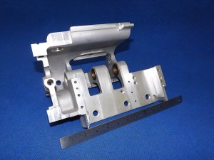 Defence Machined Components Castings